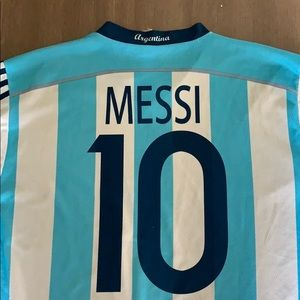 Other - Messi Argentina Jersey